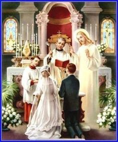 Matrimony Sacrament