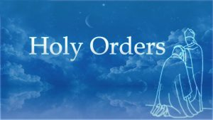 Holy orders (2)